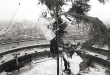 Der weihnachtsbaum 1983